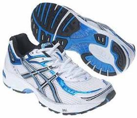 best running shoe is the asics gel 1140 running shoe