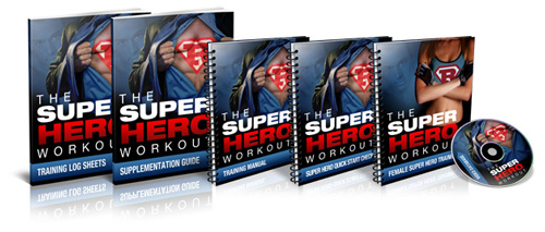 get ripped with the superhero workout by john romaniello