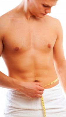 The best diet for men to get lean is one focusing on natural foods.