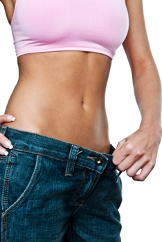 the flat belly solution program is the best way to lose muffin top