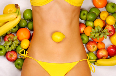 the bikini body diet is simple and sensible