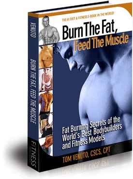 burn the fat feed the muscle by tom venuto