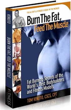 toms book has four differrent fat burning workouts for men that can all be modified