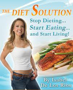 get a flat belly with the flat belly solution plan by iabel de los rios