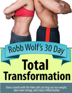 robb wolf ebook on how to start a paleo diet for beginners