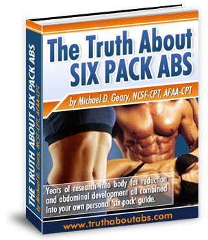 eliminate bellty fat and get rid of love handles with a proven program like the truth about six pack abs