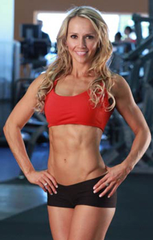 the flavia full bosy workout will make you tight and fit