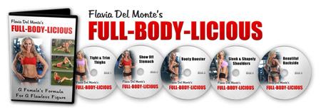 flavia full body workout
