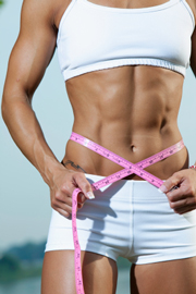 the insanity workout will help you eliminate belly fat