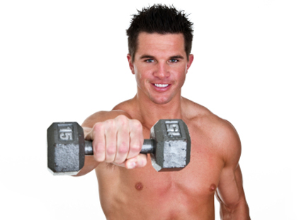 lose male stomach fat
