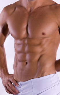 you can get rid of male ab fat with a proven program