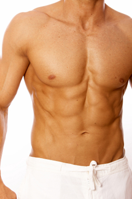 how to lose belly fat without gaining muscle