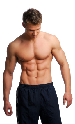 Hot Skinny Guys with ABS