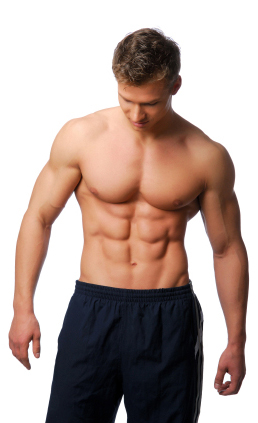 you must build lean muscle to burn beer belly fat