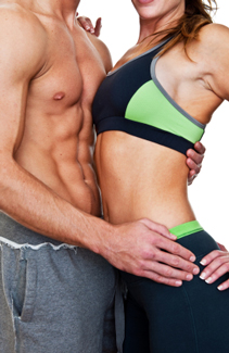 stomach fat loss is accelerated by good food choices and quality workouts