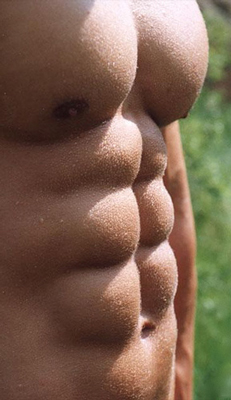 Belly fat in men is unhealthy and a deal-breaker with women.