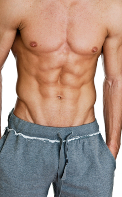 The best diet for men to get lean gets high-carb foods out of your diet.