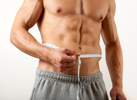 Can men lose belly fat after 40 years old?