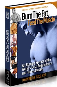 learn how to lose man boobs with tom venuto's program