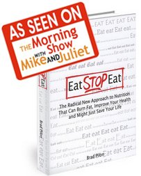 the best diet for fat loss is eat stop eat by brad pilon