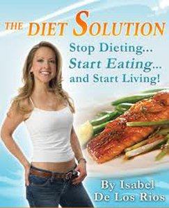 the diet solution book is a best seller by isabel de los rios