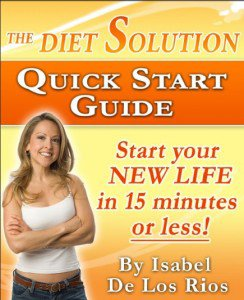 flat belly solution quick start guide