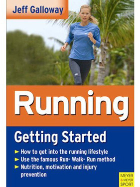 running and fat loss is made simple with jeff galloway's book