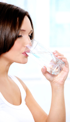 help your fat loss by drinking water