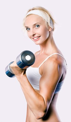 weight training helps enhance walking off the pounds