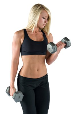 weight training for women to lose fat
