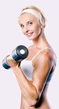 a fitness model diet is sensible and safe