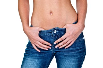 get flat abs with the flat belly solution