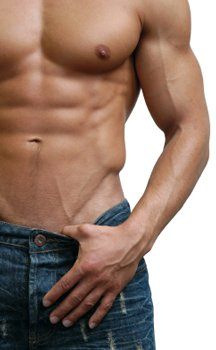 get more lean by eating right