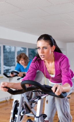 interval training workouts burn belly fat and increase lean muscle tissue