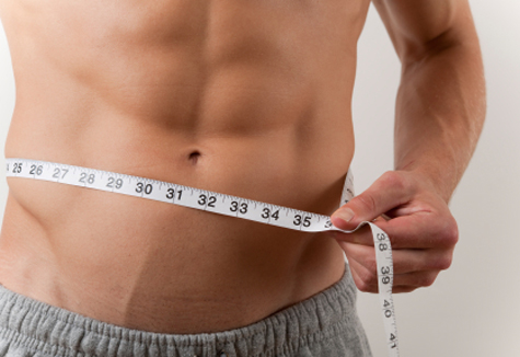 burn belly fat with good food choices and a good workout plan