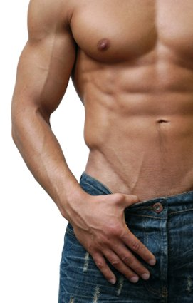 getting rid of stomach fat means staying focused