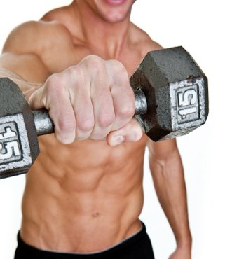 mens workout program to gain muscle mass