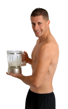 benefits of protein shakes are more pronounced with portion control