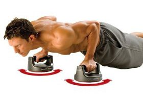 the perfect pushup bars build arm strength, build chest muscle, and increase upper body strength