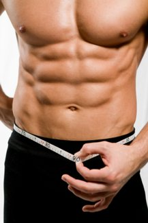you can get rock hard abs