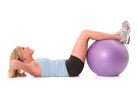 it takes more than stomach exercises to burn belly fat